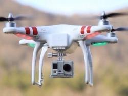 Квадрокоптер Xiaomi Mi Drone сможет лететь за объектом съёмки