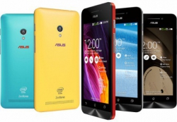 ASUS снижает план по продажам смартфонов ZenFone