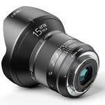 Маркировка полнокадрового объектива Irix 15mm f/2.4