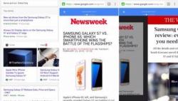 В Google заработала технология быстрой загрузки веб-сайтов