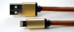 Кабель LMcable подходит для устройств с разъемами Lightning и micro-USB