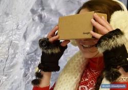 В этом году Google выпустит собственный шлем виртуальной реальности