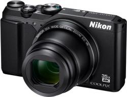 Объектив компактной камеры Nikon Coolpix B700 охватывает диапазон ЭФР 24–1440 мм