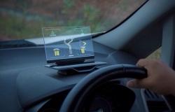 Арсенал автомобильных гаджетов в одной прозрачной пластинке
