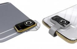 Nurugo Micro — микроскоп для телефонов на базе iOS и Android