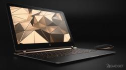 Самый тонкий в мире ноутбук HP Spectre 13.3 потеснит Apple MacBook