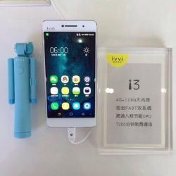 Ivvi i3 — первый смартфон с SoC Snapdragon 430, оснащённый также 4 ГБ оперативной и 128 ГБ флэш-памяти