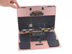 Обновлённый Apple MacBook практически не подлежит ремонту