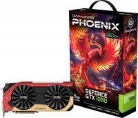 Частота графического процессора 3D-карты Gainward GeForce GTX 1080 Phoenix GS может повышаться до 1847 МГц