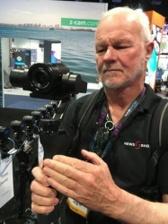 Миниатюрная камера Z-Cam C1 формата Micro Four Thirds поддерживает видео 4K