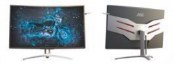 Ориентированные на геймеров изогнутые мониторы AOC AG352UCX и AG352UCG оснащены 35-дюймовыми матрицами VA