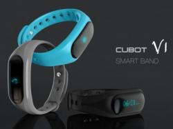 Cubot Band V1 может проработать месяц без подзарядки