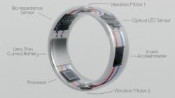 Смарт-кольцо BioRing поможет следить за физической активностью