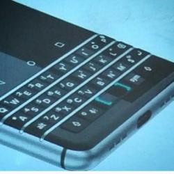 BlackBerry Rome оснастят сканером отпечатков и USB Type-C