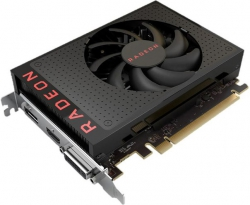 Стартовали продажи 3D-карт AMD Radeon RX 460