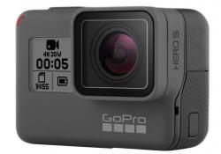 Представлены экшн-камеры GoPro Hero5 Black и Hero5 Session