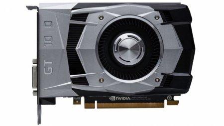 Видеокарта GeForce GT 1030 получила графический процессор GP108-300