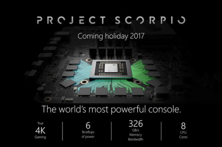 World of Tanks будет работать на Project Scorpio в чистых 4K
