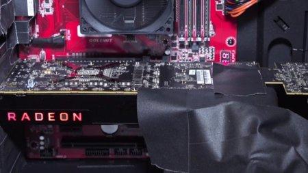 Видеокарта Radeon RX Vega засветилась в бенчмарке 3DMark Time Spy