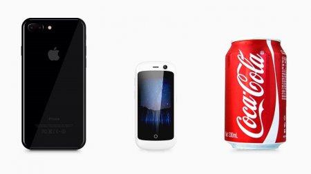 Jelly станет самым компактным 4G-смартфоном