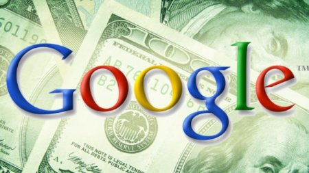 «Налог на Google» принес два миллиарда рублей за три месяца