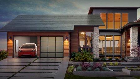Tesla назвала цену крыши с солнечными панелями Solar Roof