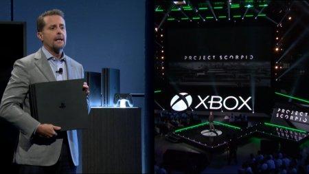 Большинство американских игроков не слышали о PS4 Pro и Project Scorpio