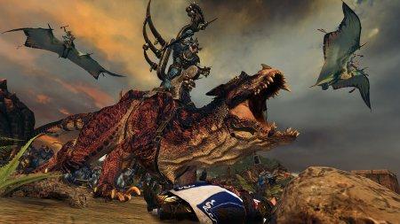Total War: Warhammer II - опубликован новый геймплейный трейлер