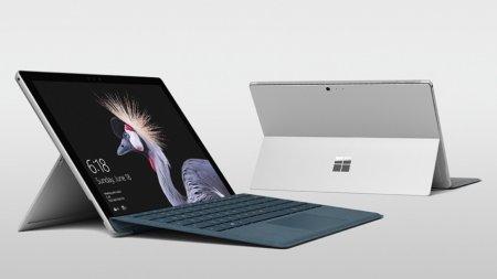 Microsoft представила новое поколение Surface Pro