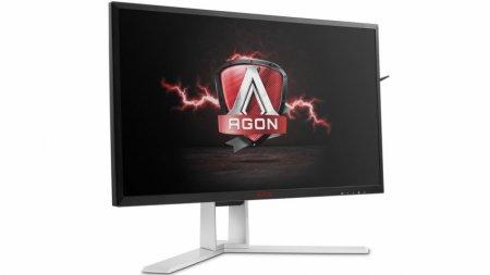 AOC Agon AG251FG поддерживает частоту обновления 240 Гц