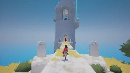 Релизный трейлер приключенческой игры RiME