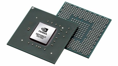 NVIDIA анонсировала видеокарту GeForce MX150 для ноутбуков