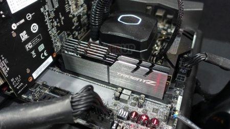 G.Skill представила оперативную память DDR4-4800