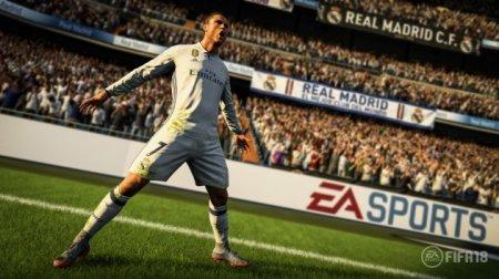 Анонсирована FIFA 18