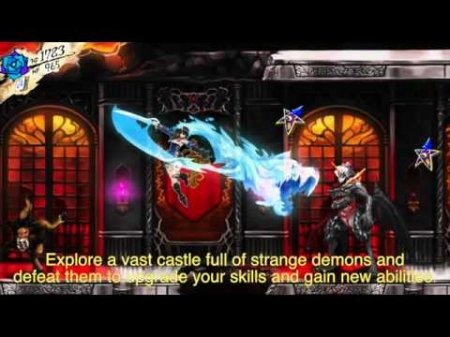 Трейлер Bloodstained: Ritual of the Night