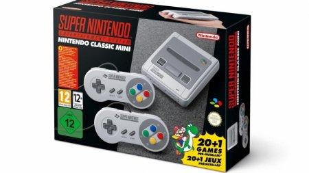 Nintendo выпустит ремастер нашего детства: SNES Classic Mini появится 29 сентября