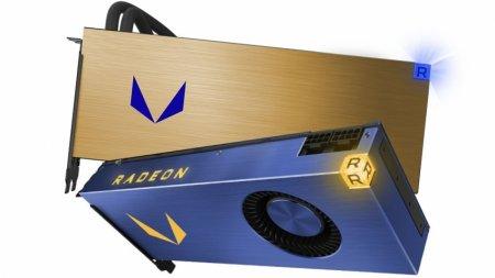 AMD начала продажи ускорителя Radeon Vega Frontier Edition