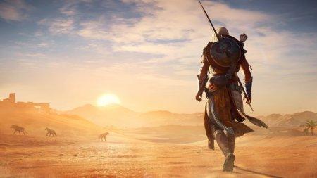Насколько большим будет Египет в Assassin's Creed: Origins?