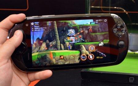 Китайская компания Snail Mobile выпустит игровой смартфон i7