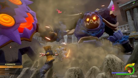 Kingdom Hearts 3 выпустят в следующем году