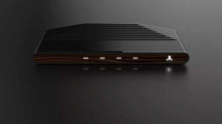 Первый взгляд на консоль Ataribox