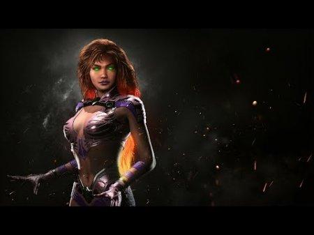 Трейлер Injustice 2, представляющий Starfire