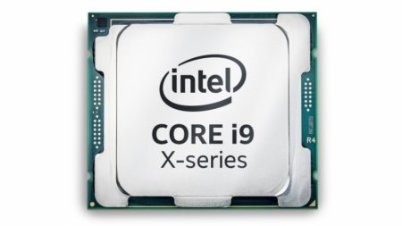 Процессор Intel Core i9-7960X с 16 ядрами работает на частоте 2,5 ГГц