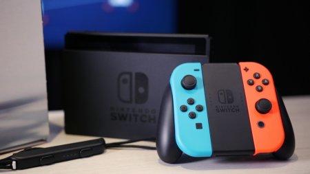 Nintendo продает больше миллиона Switch в месяц