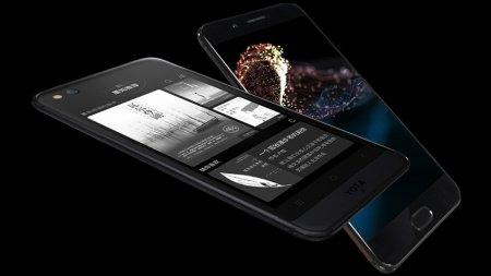 В интернете появились первые фотографии YotaPhone 3