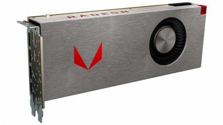 AMD анонсировала видеокарты Radeon RX Vega 56 и Radeon RX Vega 64