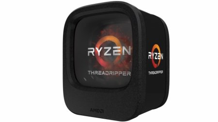 AMD назвала цену 16-ядерного процессора Ryzen Threadripper