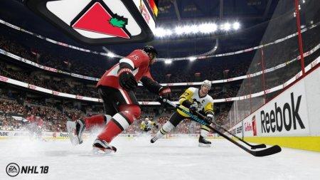 Авторы NHL 18 показали геймплей режима 3 на 3