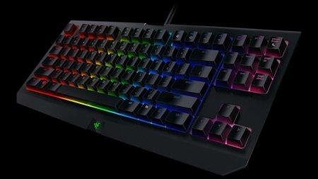 Razer выпустила клавиатуру BlackWidow Tournament Edition Chroma V2