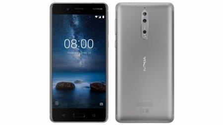 Новые фотографии Nokia 8 показали характеристики смартфона